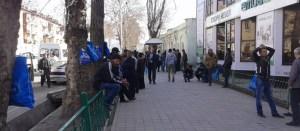 Все больше граждан Таджикистана намерены покинуть страну