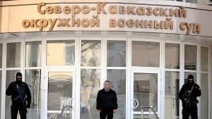 В России осужден очередной гражданин Таджикистана