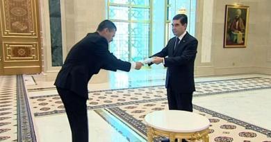 Президент Туркменистана написал очередную книгу