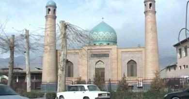 Имам-хатиб уволен за незнание гимна Таджикистана