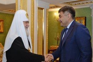 Казахстан: Назарбаев поручил построить православный храм в Астане