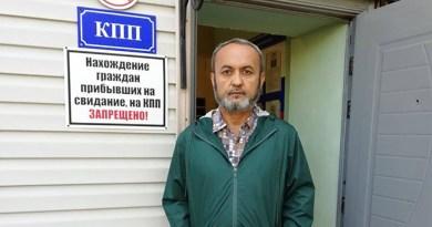 В России судят защитника трудовых мигрантов Бахрома Хамроева