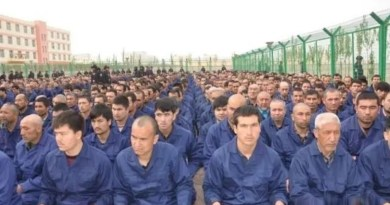"HRW: ""Репрессии китайских властей против мусульман в Синьцзяне"""