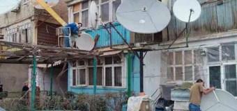 В Туркменистане запретили спутниковые антенны