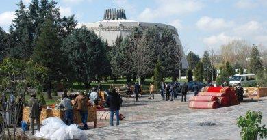 В столице Таджикистана на Навруз пройдет карнавал