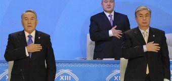 """Нурсултан Назарбаев: операция """"Преемник"""""""