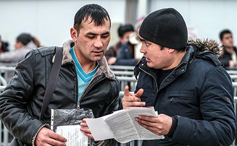 Дополнительные платежи для мигрантов в России