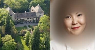 Дочь Назарбаева приобрела замок в Швейцарии