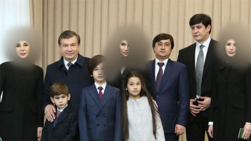 Очередная дочь Мирзияева получила назначение