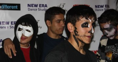 В Душанбе отметили Хэллоуин