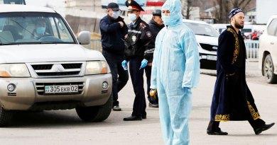 В Казахстане зафиксирована первая смерть от коронавируса