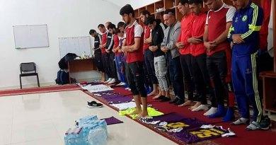 Таджикистан: кулябских футболистов допросили за намаз