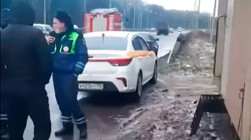 В Москве повесили таксиста-мигранта