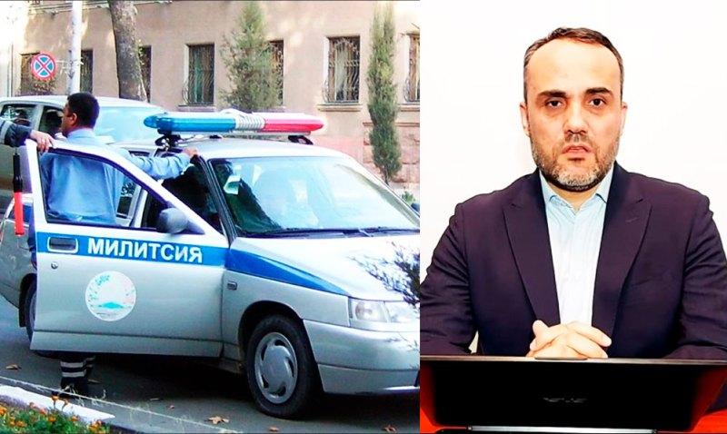 Иззат Амон в Душанбе: патрули и режим безопасности