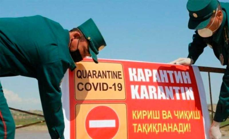 Узбекистан: новая волна коронавируса
