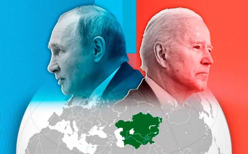 Быть ли военным объектам США в Центральной Азии?