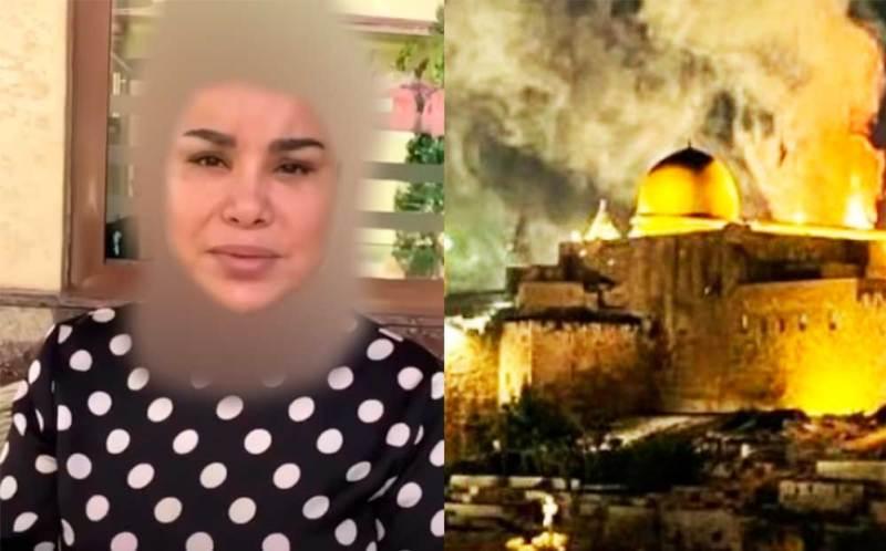 Сионисты обвинили Юлдуз Усманову в антисемитизме