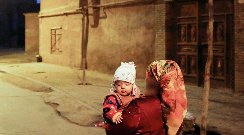 Снижение рождаемости в Восточном Туркестане