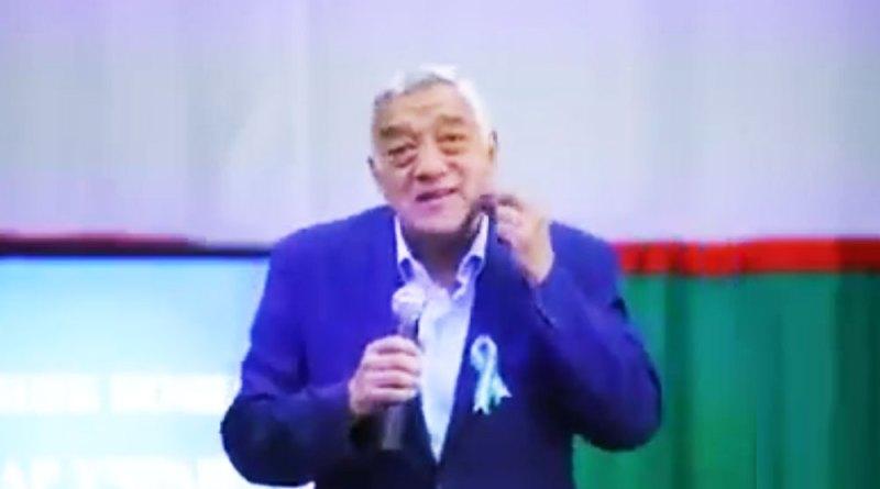 Узбекский артист: борода - от Шайтана
