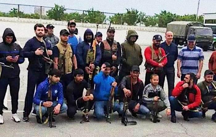 """Куляб: """"молодежь"""" просится в Афганистан"""
