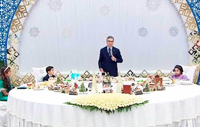 Туркменистан: свадьбы под контролем Аркадага