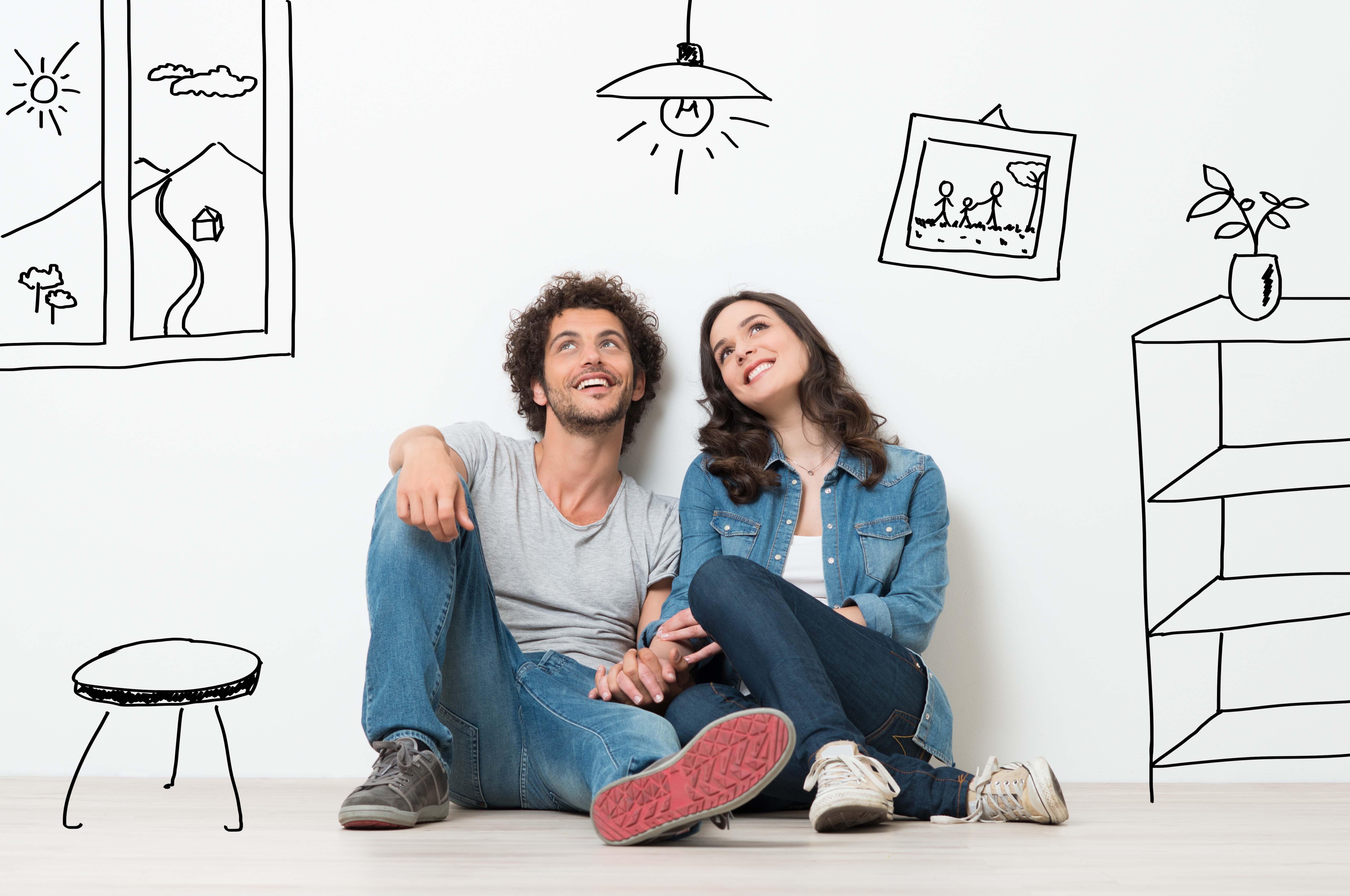 Sogni di rinnovare la tua casa?