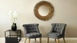 I dettagli: specchi e cornici