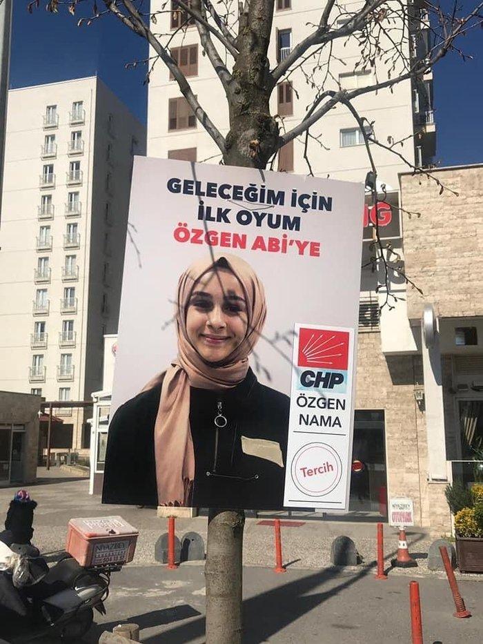 CHP Sancaktepe Belediye Başkan adayı Özgen Nama başörtüsü yasakçısı!