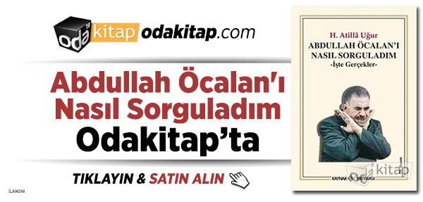 Öcalan'ın akrabası öldürüldü