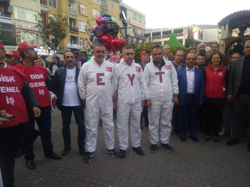 EYT'liler AKP'den randevu istedi, cevap bekliyorlar