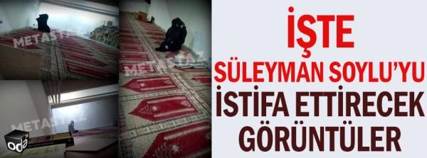 Süleyman Soylu Menzilcileri anlatan gazeteciyi böyle hedef aldı