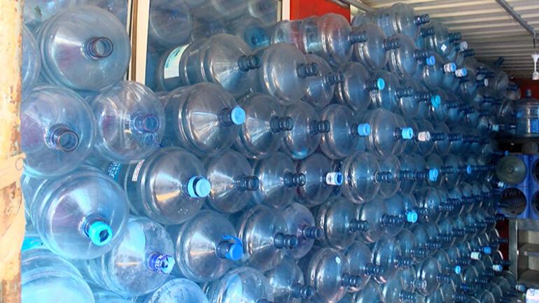 İstanbulda 30 saatlik su kesintisi hazırlığı...
