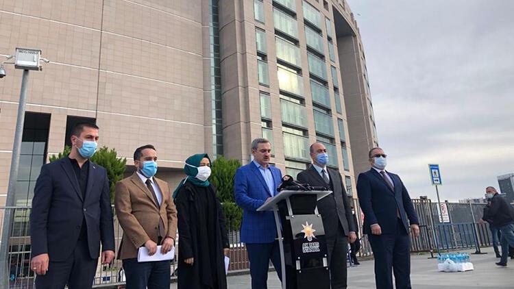 AK Parti İstanbul İl Başkanlığı'ndan üç isim hakkında suç duyurusu