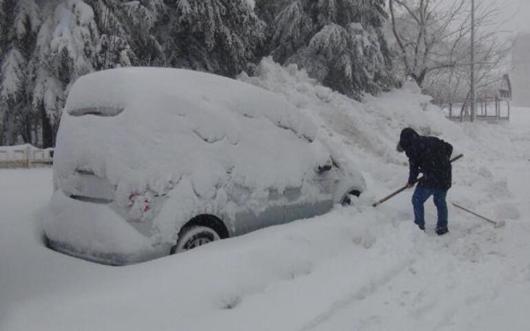 Bitliste son yılların en kurak kışı