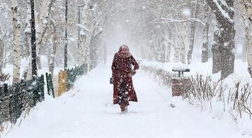 Meteoroloji'den son dakika duyurusu Tarih verildi Kar geliyor…