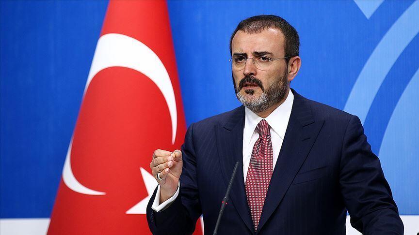 AK Parti Genel Başkan Yardımcısı Mahir Ünal'dan Kılıçdaroğlu'na: Siyasi tarihimizin çöplüğünde yerini alacak