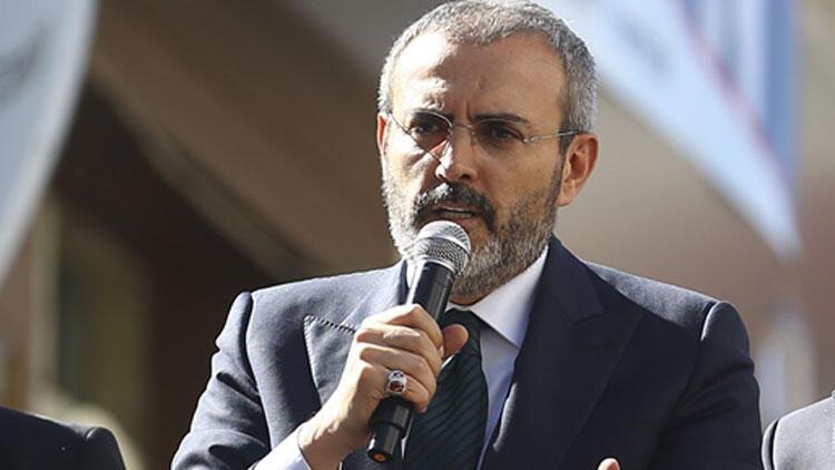 Ünal: CHP, dönüp HDP'ye 'terörle arana mesafe koy' diyemiyor