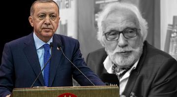 Cumhurbaşkanı Recep Tayyip Erdoğandan tarihçi ve yazar Niyazi Birinci için başsağlığı mesajı
