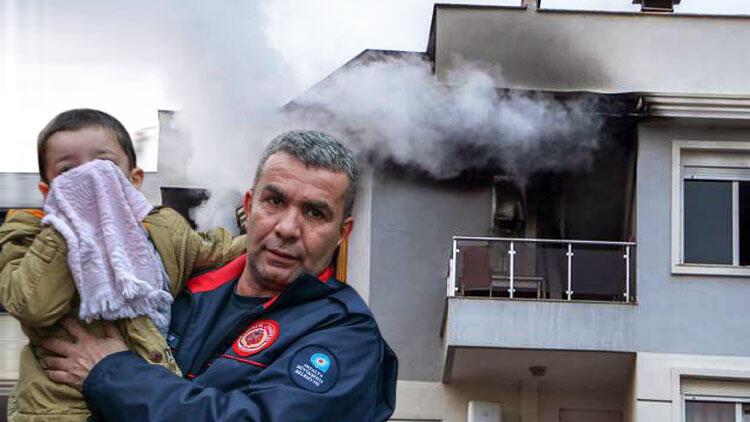 Kiracı dehşeti! 'Allah belanızı versin' yazılı not bırakıp evi ateşe verdi