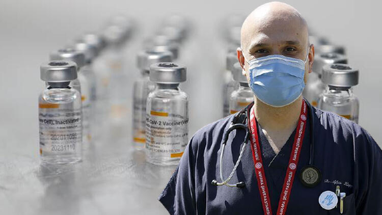 Bilim Kurulu üyesi Kayıpmaz: Kovid-19'da aşılamada ilk doz hangi aşıdan yapıldıysa 2. doz da aynı aşıdan yapılacak