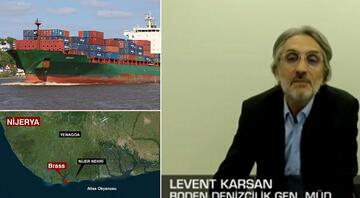 Boden Denizcilik Genel Müdürü Karsandan açıklama: Gemi Türk sahipli veya Türk bayraklı değil