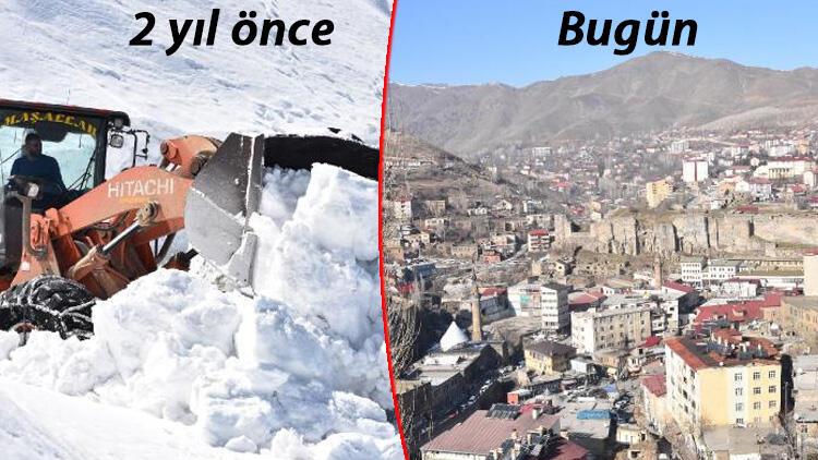 Bitlis'te son yılların en kurak kışı!