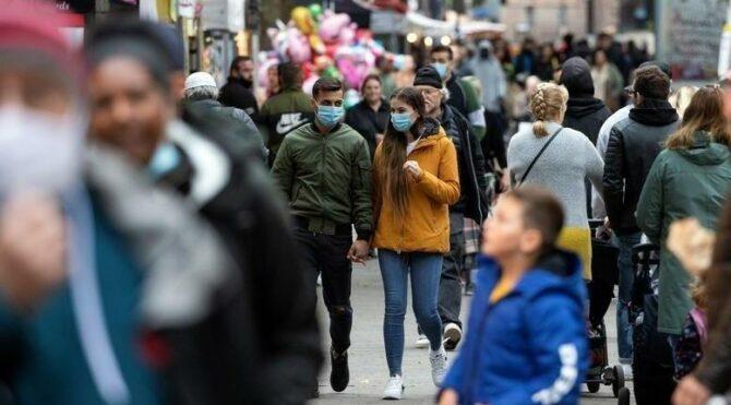 İngiltere'de 50 binden fazla vaka tespit edildi
