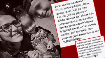 Sosyal medyadan yardım istedi Ölümle tehdit eden koca yakalandı