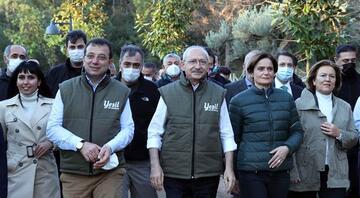 CHP Lideri Kılıçdaroğlu, Pınar Gültekinin babasının açıklamasına ilişkin soruyu yanıtsız bıraktı