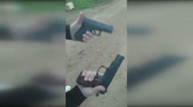 Sattıkları araçları silah zoruyla geri alan çeteye operasyon