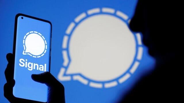 'Signal uygulaması WhatsApp'ın yerini alamaz'