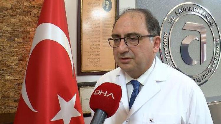 Türkiye'nin ilk pandemi hastanesinden sevindiren haber! Hasta sayısında büyük düşüş
