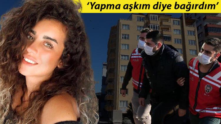 Ayşe Özgecan Usta'nın ölümünde sevgilisinin ifadesi ortaya çıktı: Yapma aşkım diye bağırdım