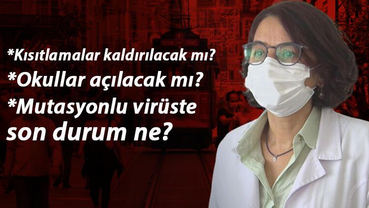 Bilim Kurulu Üyesi Prof. Dr. Yavuz'dan korkutan mutasyonlu virüs açıklaması!